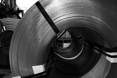 Calhoun Steel Master Coil Sidewall