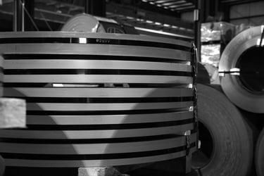Calhoun Steel Slit Coil Narrow